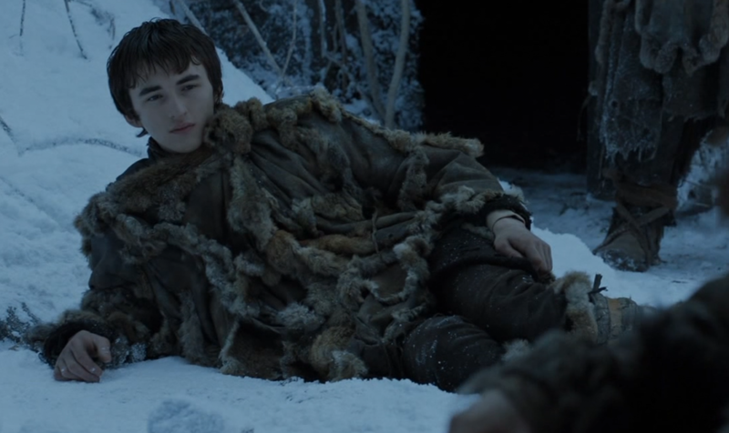 "Bran be like : ""Draw me like one of your french girl"""