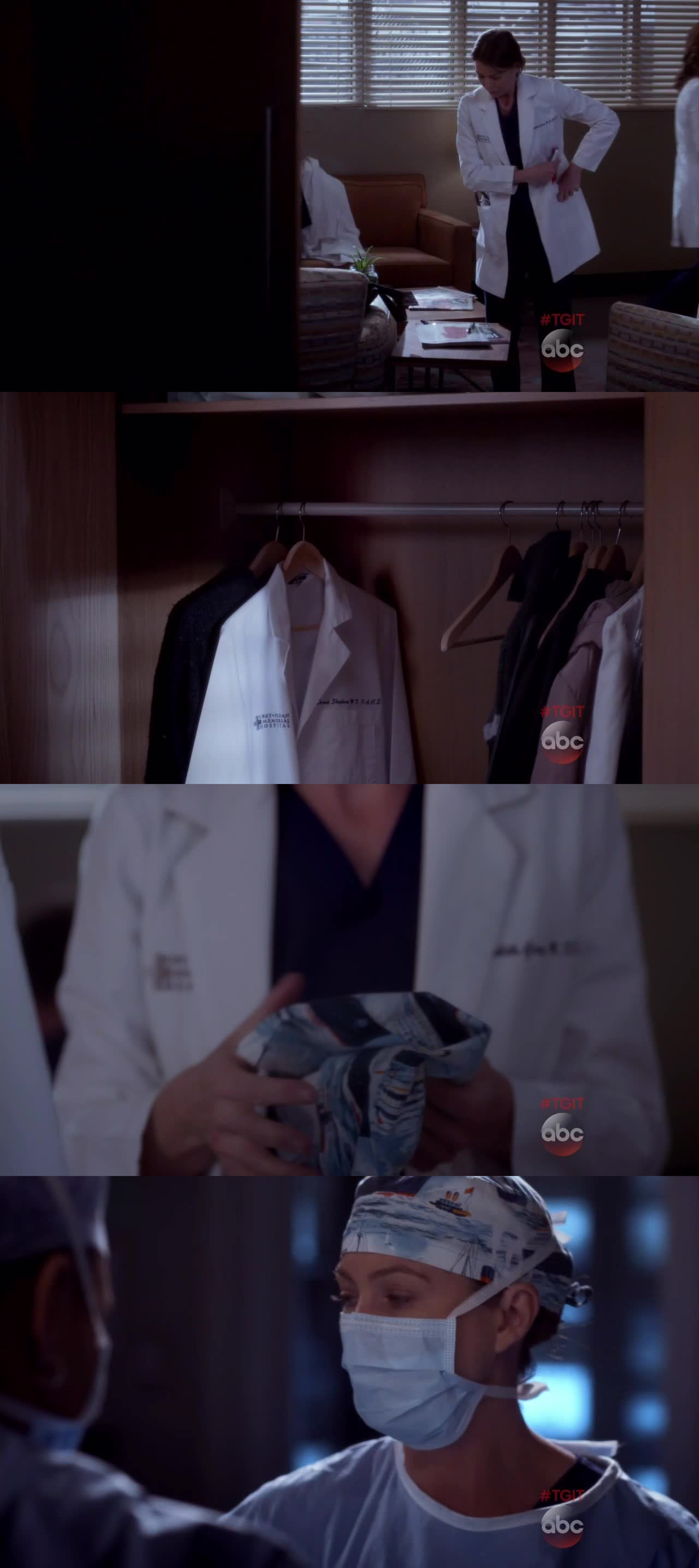 I feel disappointed by this episode. I thought it was gonna lead up to the funeral. and focus on that. And instead it was like 5 seconds of that. Meredith gone for half the episode. Not to mention how it was obvious shed be pregnant. I just figured last week, that that SL would come. but maybe only over more than 1 episode. I'm still thinking I wont be watching season 12. Too ruined by now. It does make me sad to see where this show has gone to. :(