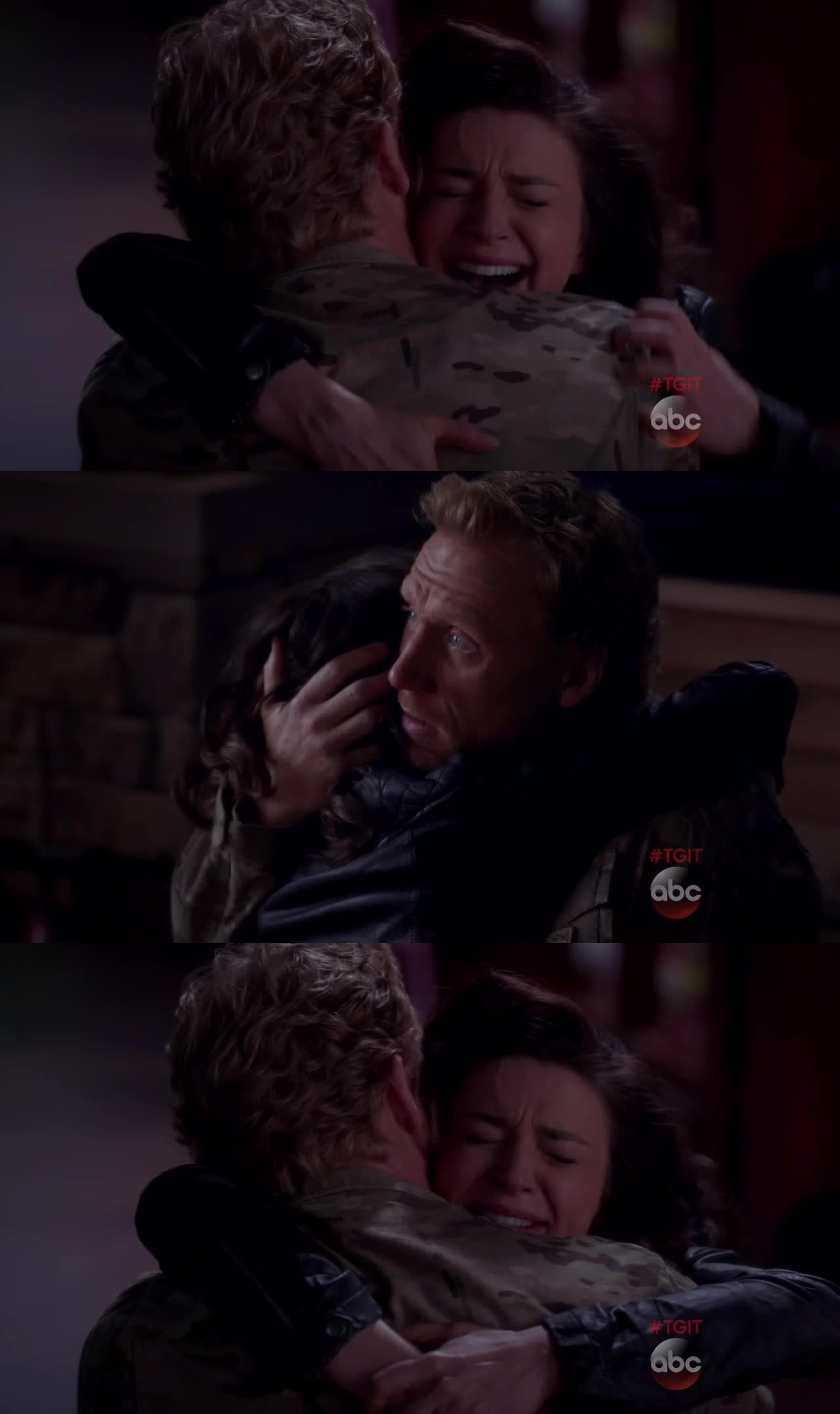 That what the most heartbreaking scene I've ever seen !