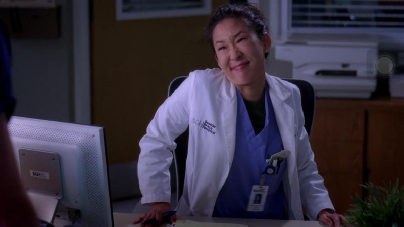KKKKKKK I love Cristina ❤️❤️❤️❤️