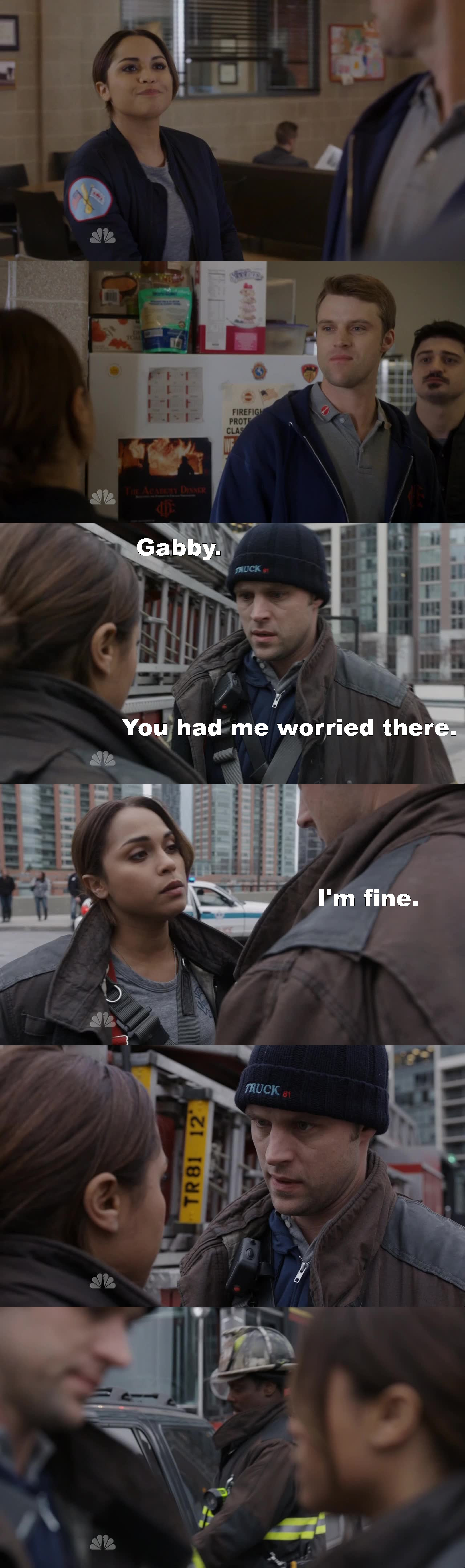 They are so not over! They are perfect! They should open their eyes and see how much they are meant to be! Meant for each other! #LongliveDawsey #Dawsey #Matt&Gabby