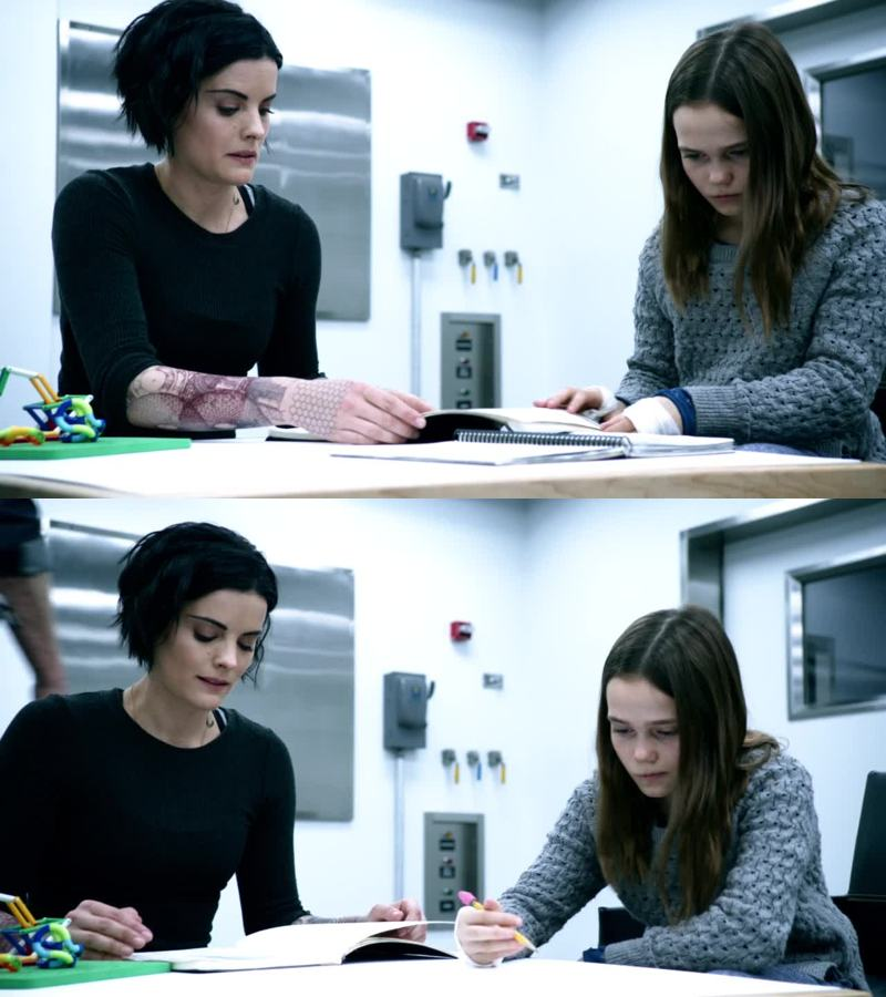 Jane was amazing this episode. She really cared for the little girl. Was really nice to see the soft side of Jane