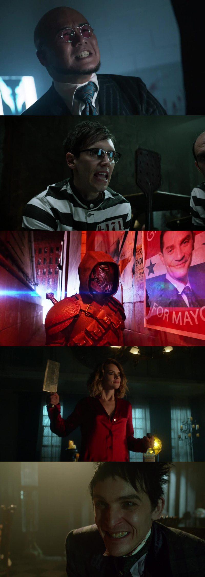 Gotham villains are the best