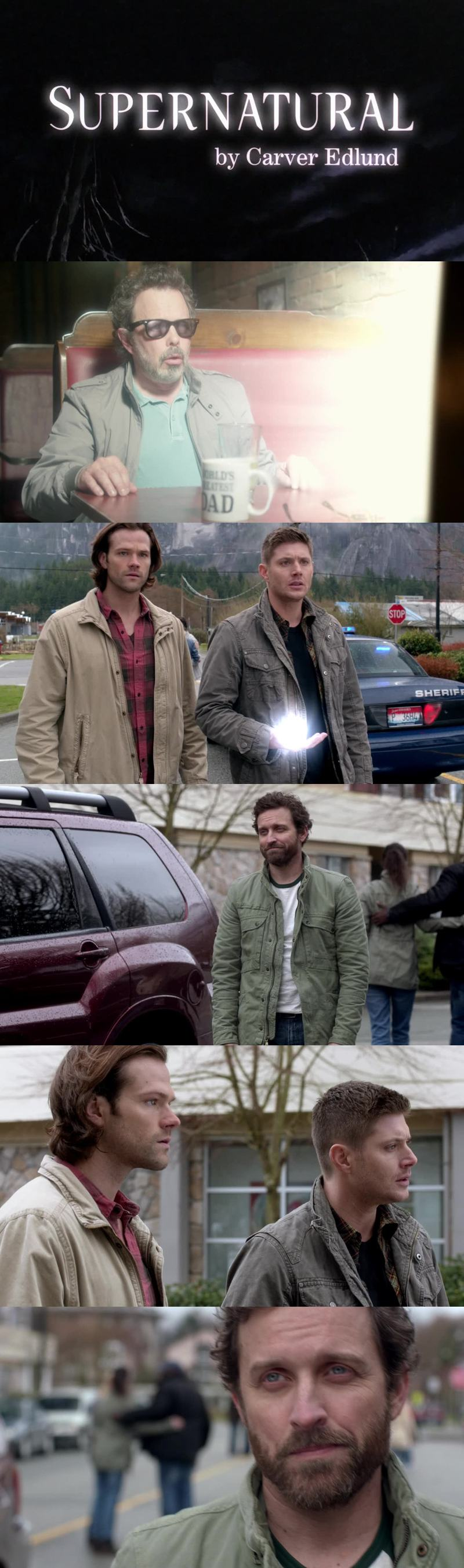 Ok this is one of the best episodes I've ever seen!!!! Can't wait to see next week episode! Metatron was awesome, I really liked him!
