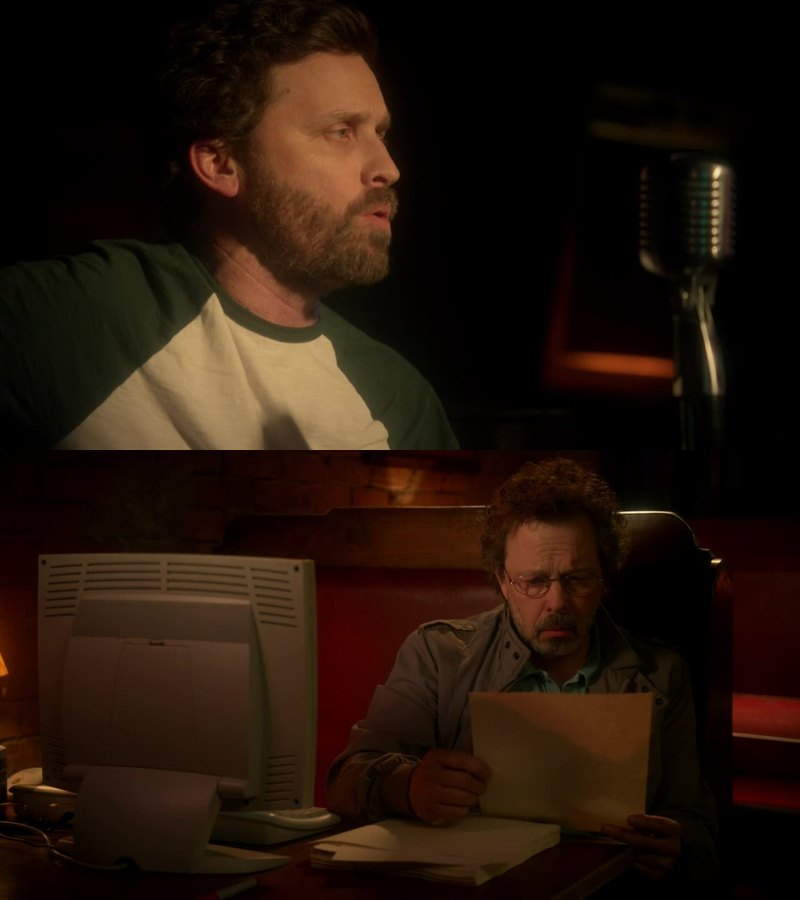 Am I the only one who want to know what God writes on the last page to make Metatron's face like that !?