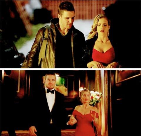 Season 1 vs season 4   i'm crying 😭