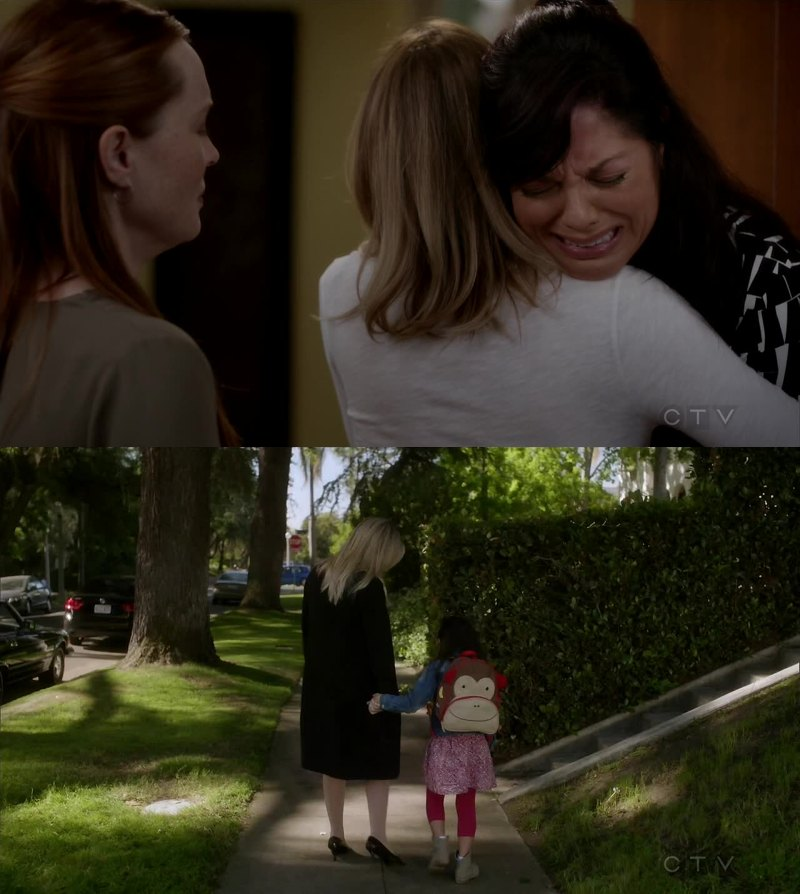 This is all your fault Callie. Everything starts because of YOUR SELFISHNESS. Thank you, Shonda, you made the right choice. So happy for Arizona.