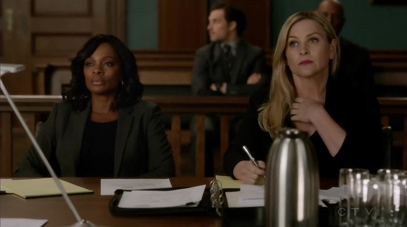 I mean it was obvious that Arizona would win, her lawyer was a copy of Annalise Keating 🙊