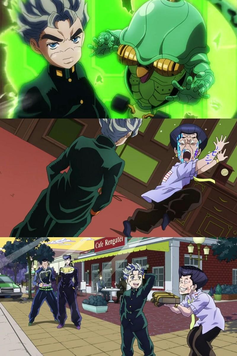 Koichi is the boss !!