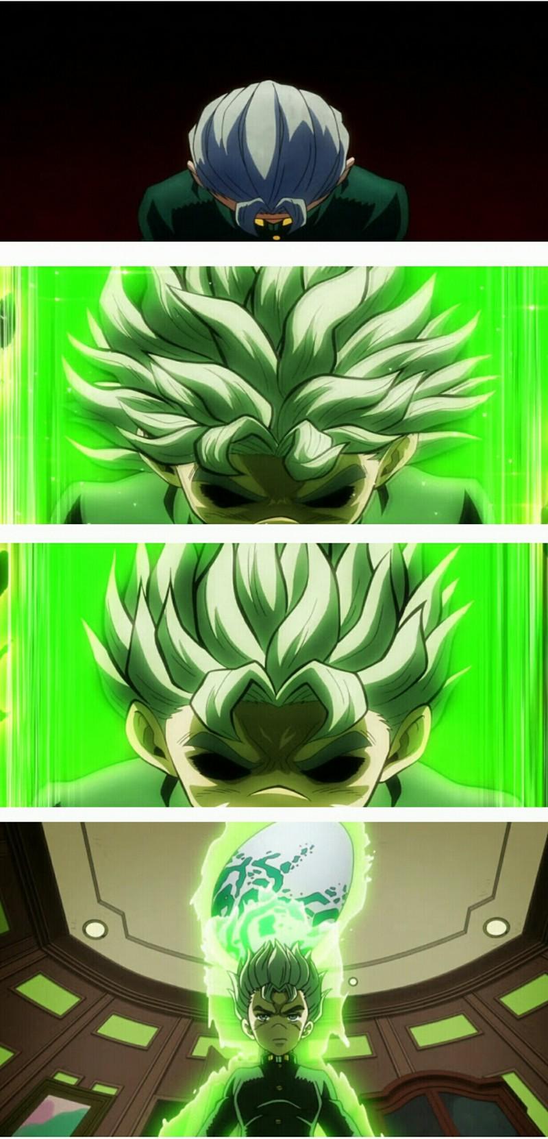 Koichi the Super Saiyan