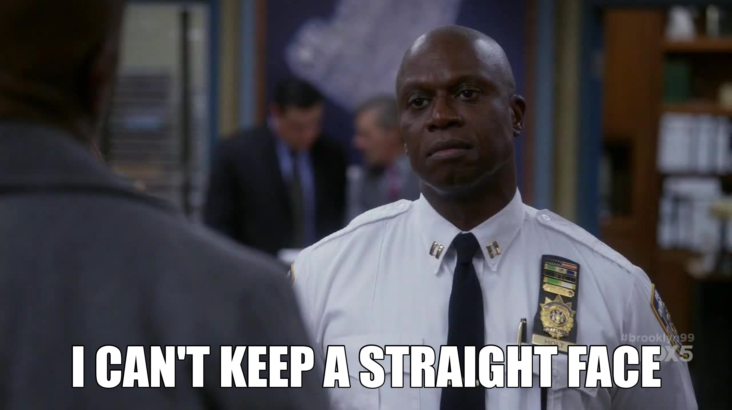 How come Andre Braugher never gets due credit for how hilarious he is?! This episode was great!