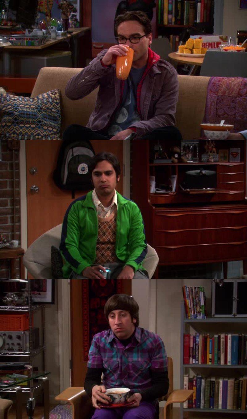 Non riescono a stare senza Sheldon: