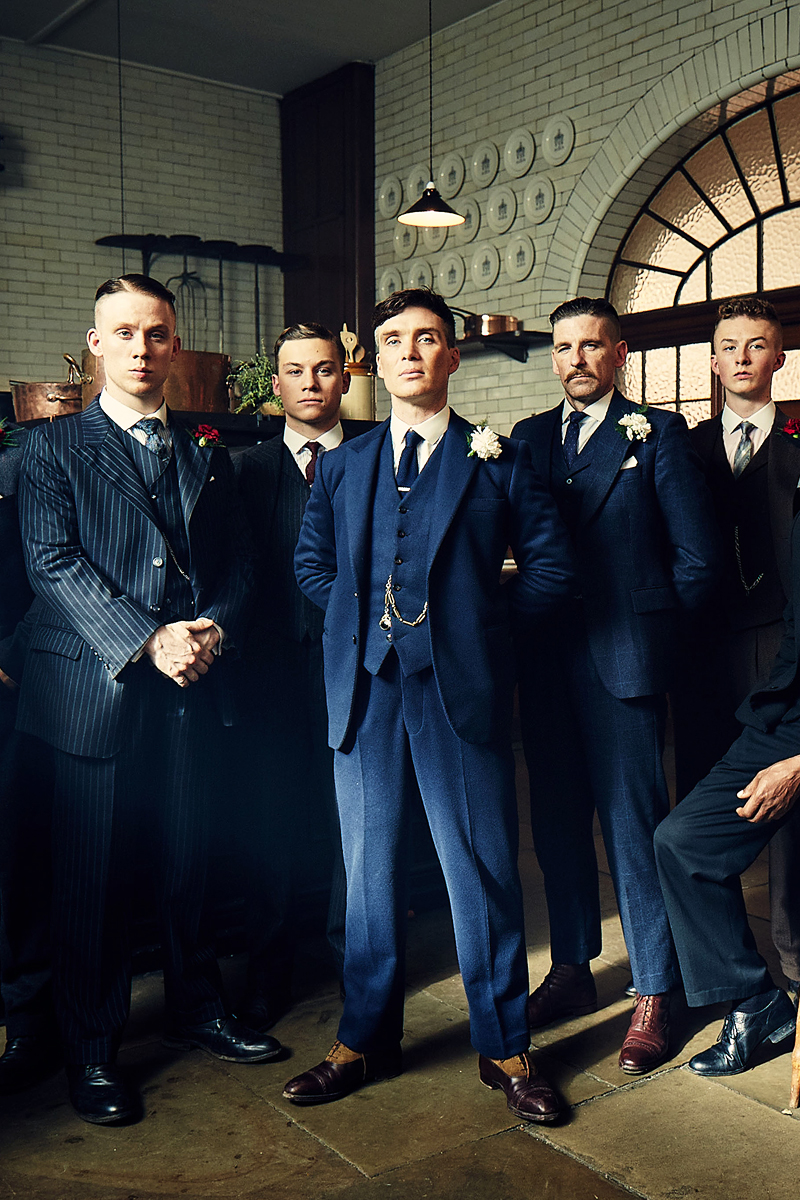 PEAKY FUCKING BLINDERS IS BACK BITCHES