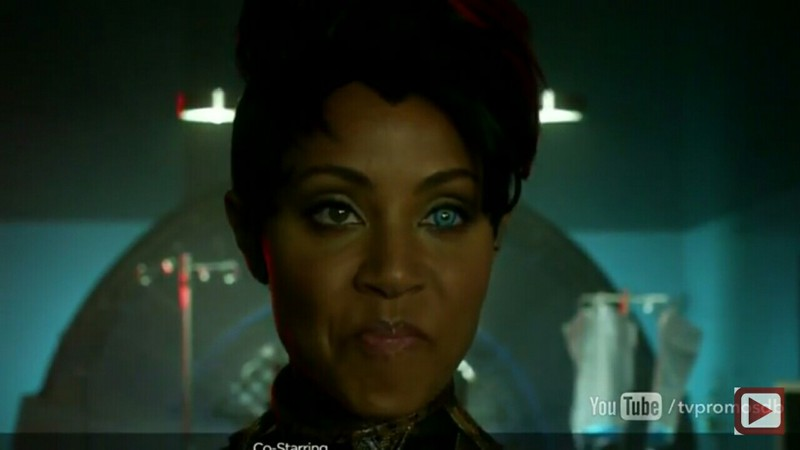 """""""My name is Fish Mooney BITCH."""" Hell YEAH, nobody can control Fish"""