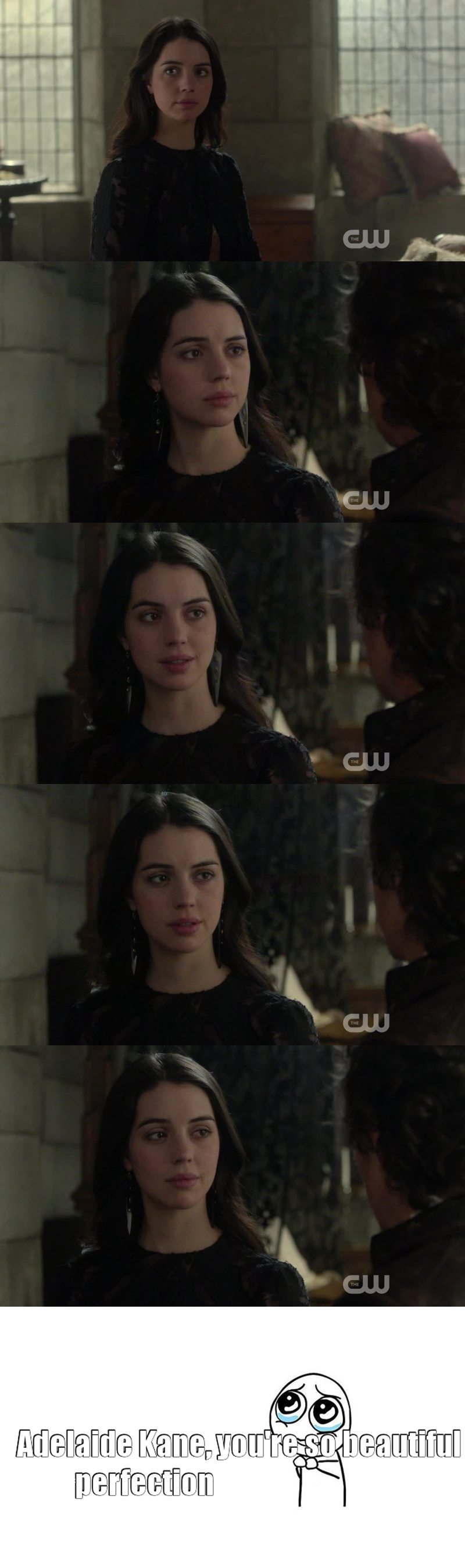 Adelaide Kane, you're so beautiful ❤