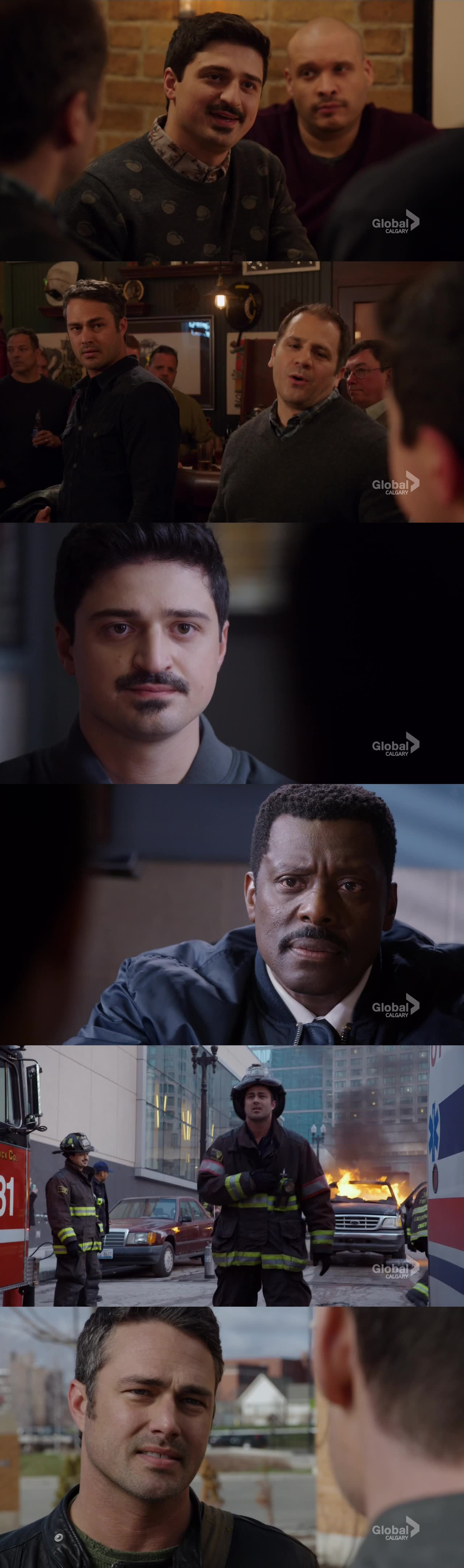 Otis is annoying me so much on that one! I'm totally on Team Severide. Because of Otis, Severide starts doubting on Rice and now he lost a friend. Seriously Otis, SHUT UP !!!