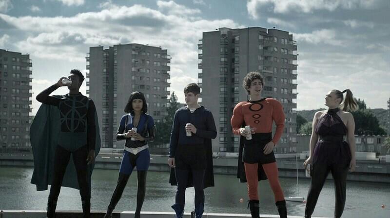 Loro rimarranno sempre i miei supereroi preferiti.