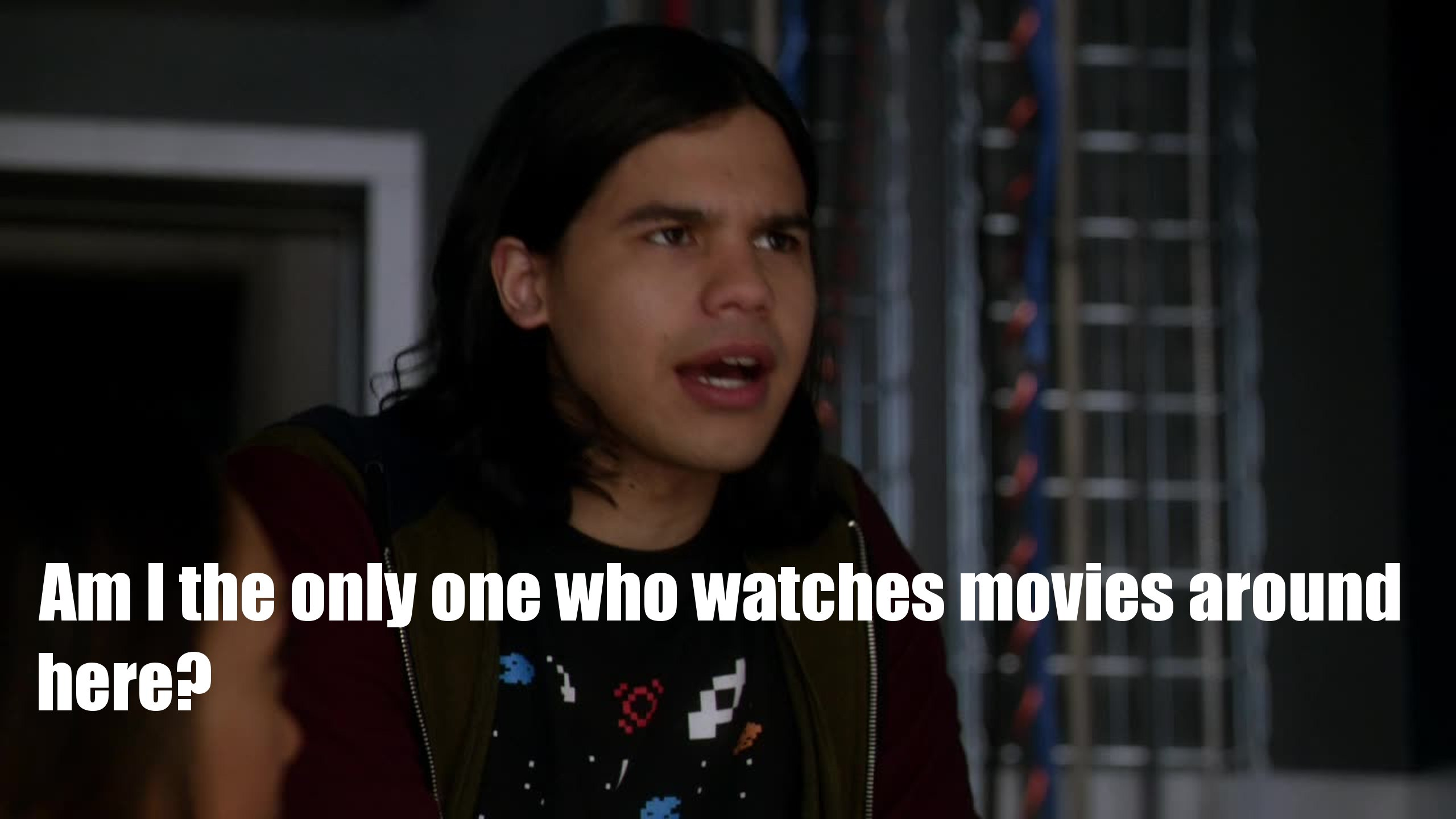 Cisco is me I am Cisco