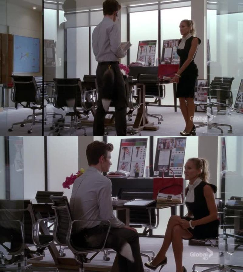 (Omg Kurt, what the hell are you wearing?) I love these two