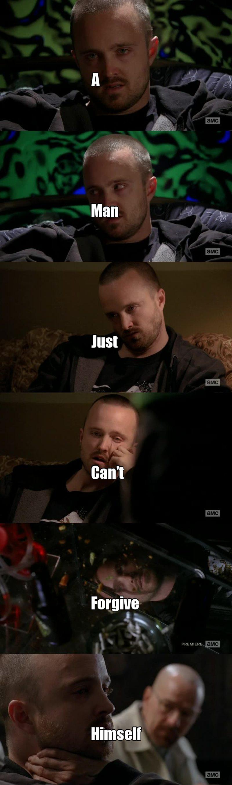Oooh Jesse 😢