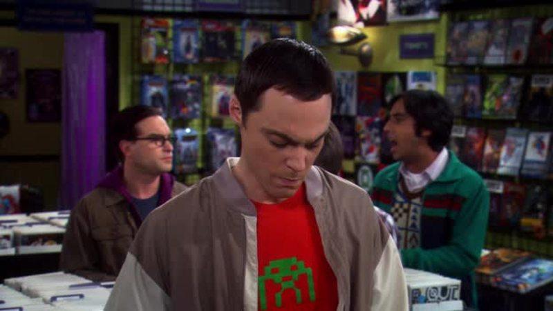 Ow, Sheldon. 😂💔
