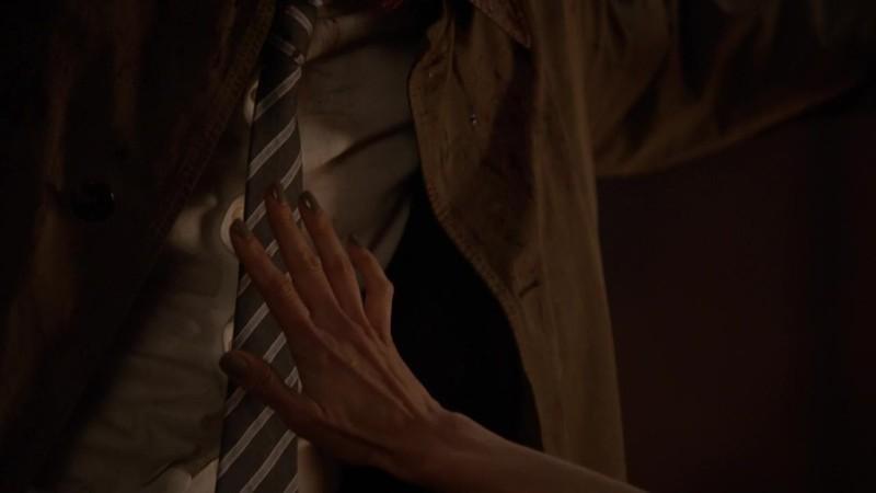 Amara touched Castiel's heart to '''call''' Dean.  My poor Destiel feels. 😭❤️