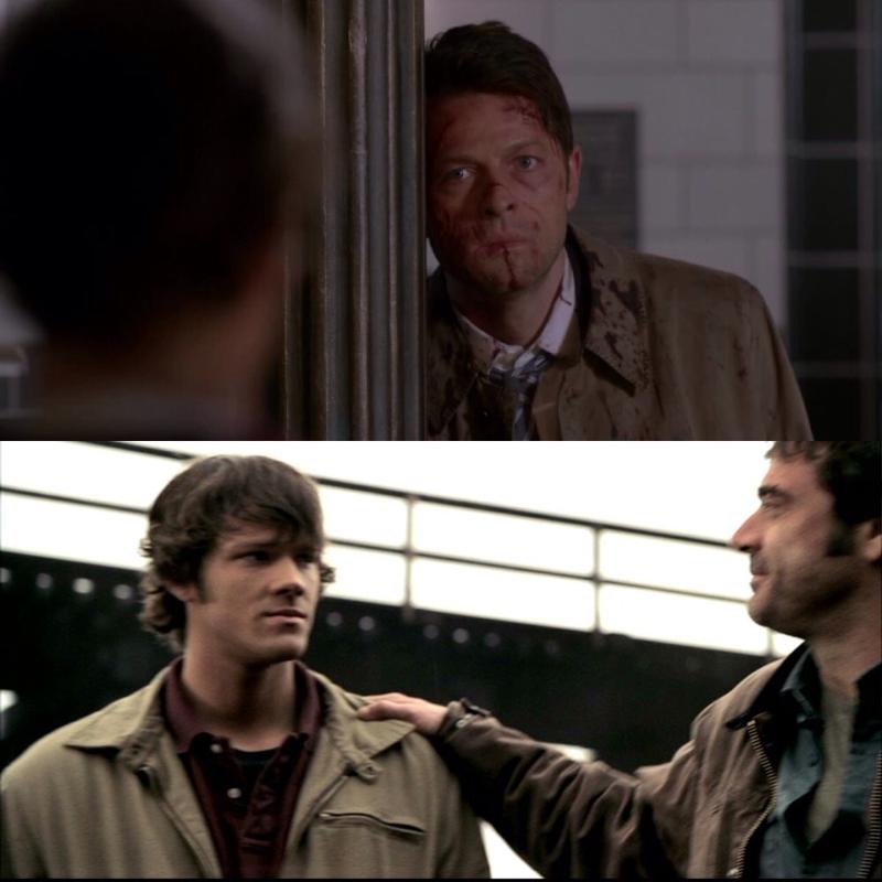 Sam and John = luci and God