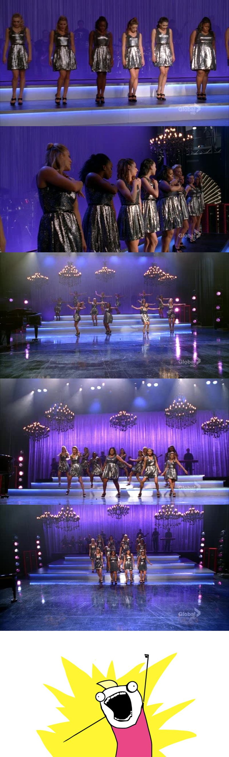 Let's be honest: their performance was better than the New Direction's!