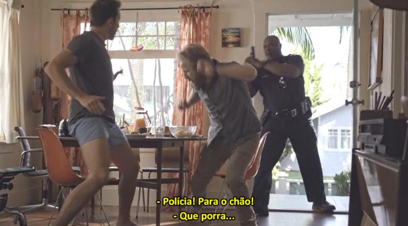 Melhor policial =D