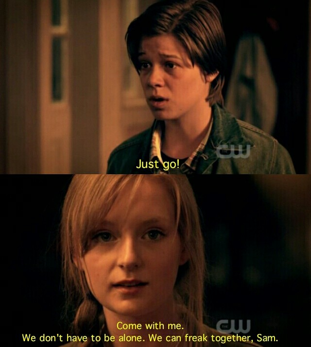😢 Dean is a bitch, She shouldn't have killed her 😢💔