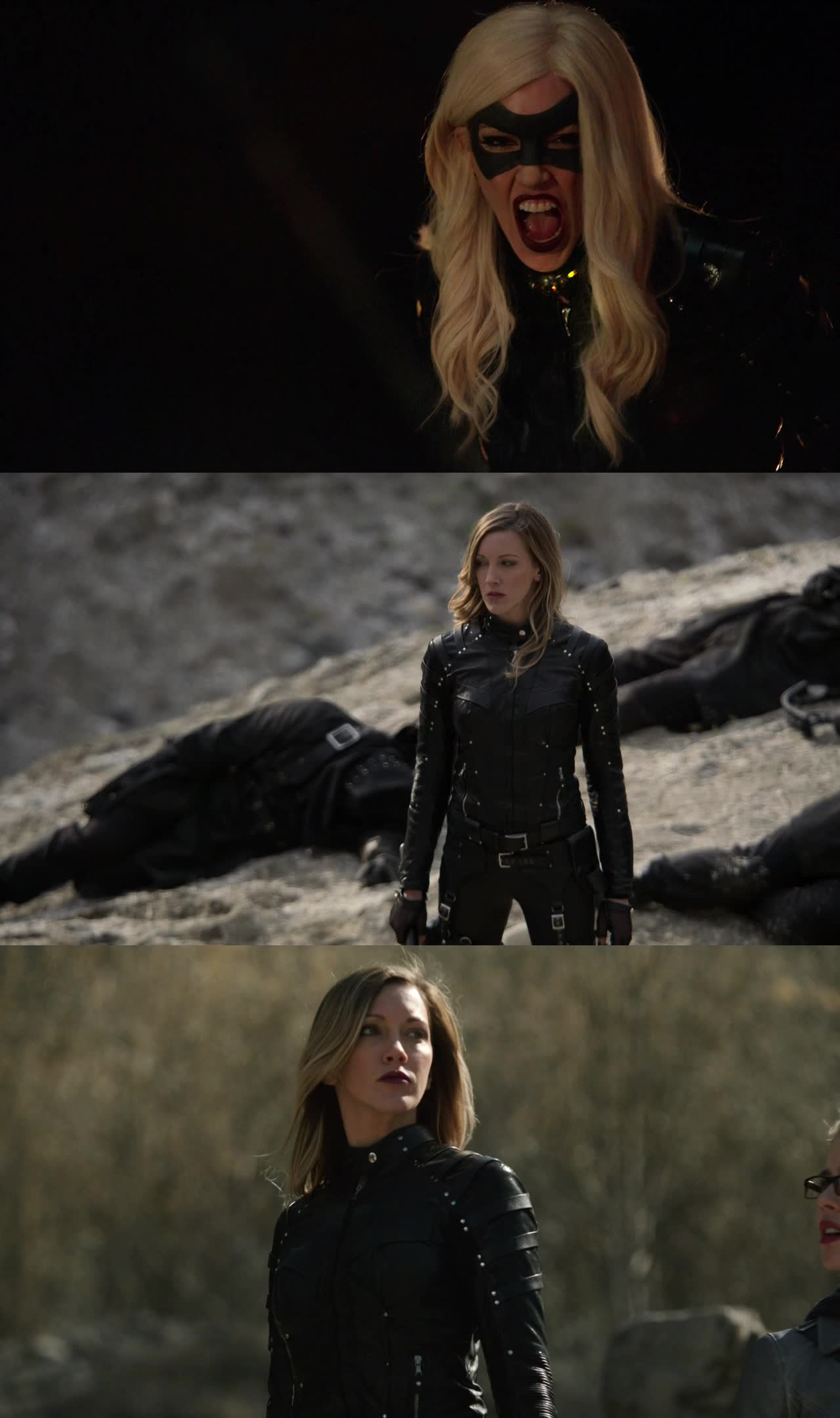 Laurel is just a BADASS here ! Love her <3