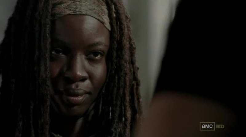 MICHONNE IS JUST A QUEEN!