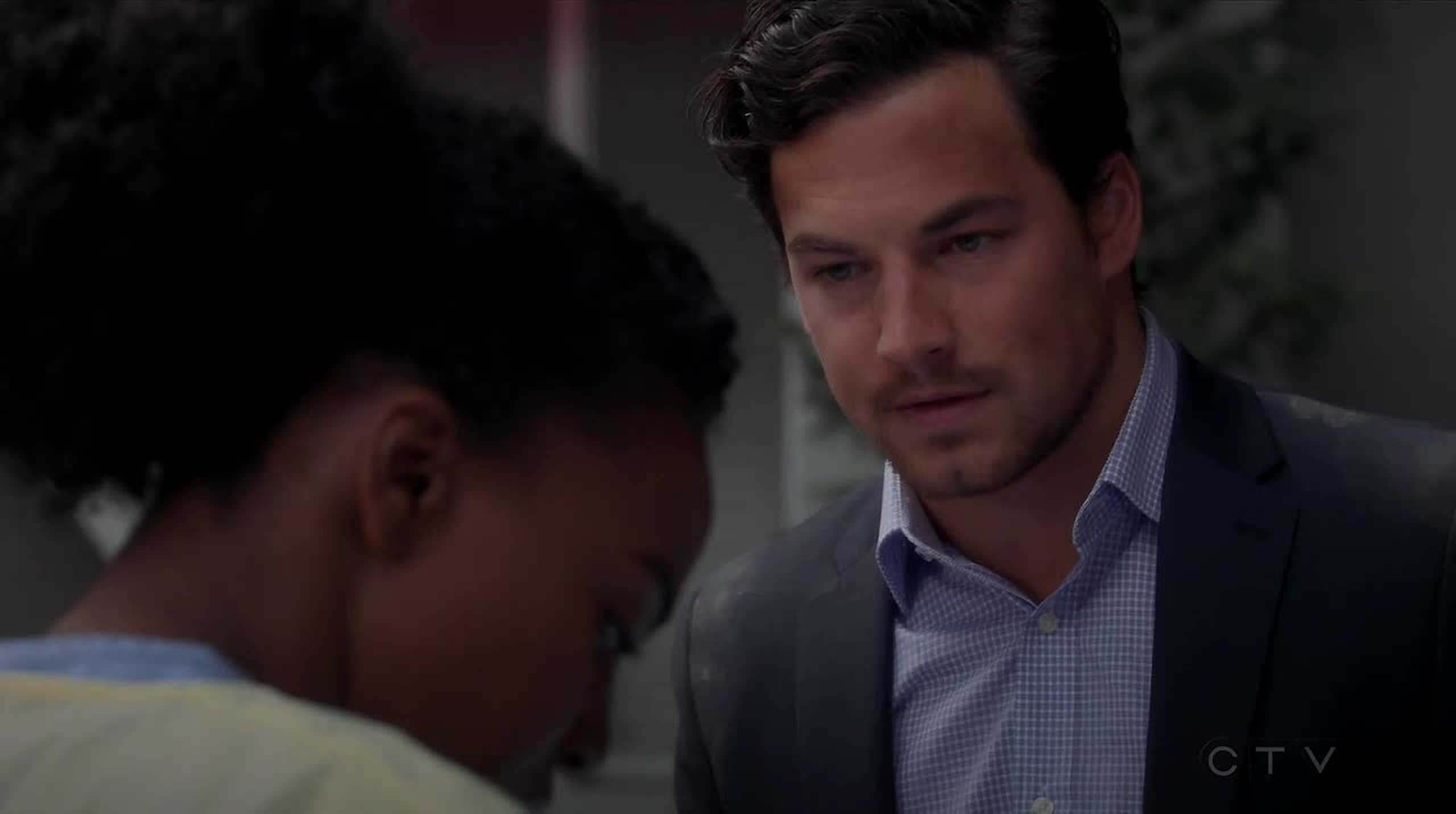 Future Docteur McBaby.... A bit of Derek & Mark.... Shonda you are such a crazy person to do THAT!