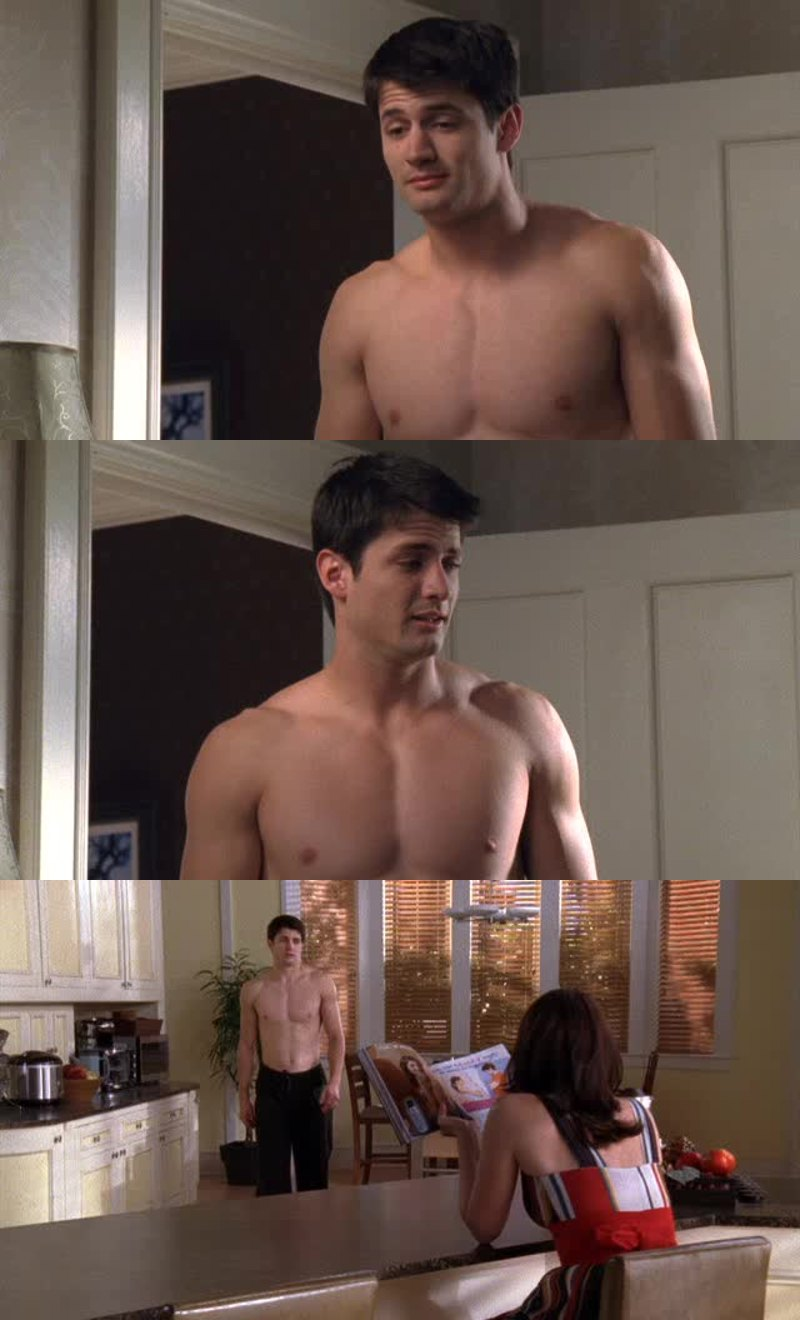 """Can we just talk about how HOT Nathan Scott is ????  *______"""""""