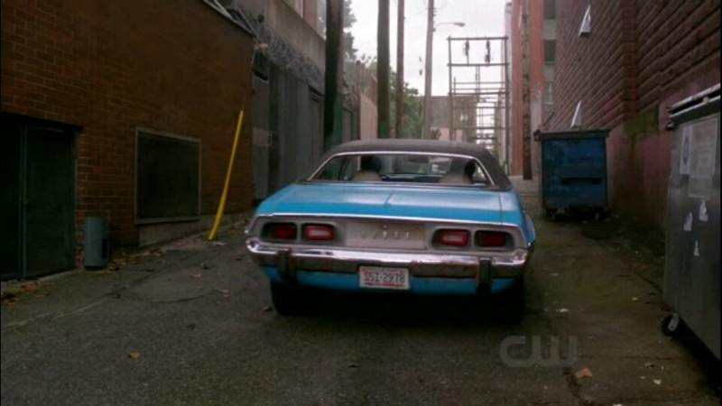 I miss the Impala, and I miss Castiel 😖