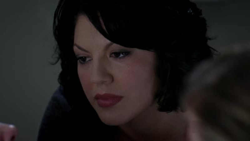 I was so amazed by Callie's voice, I had no idea that she could sing, this episode was amazing omg.