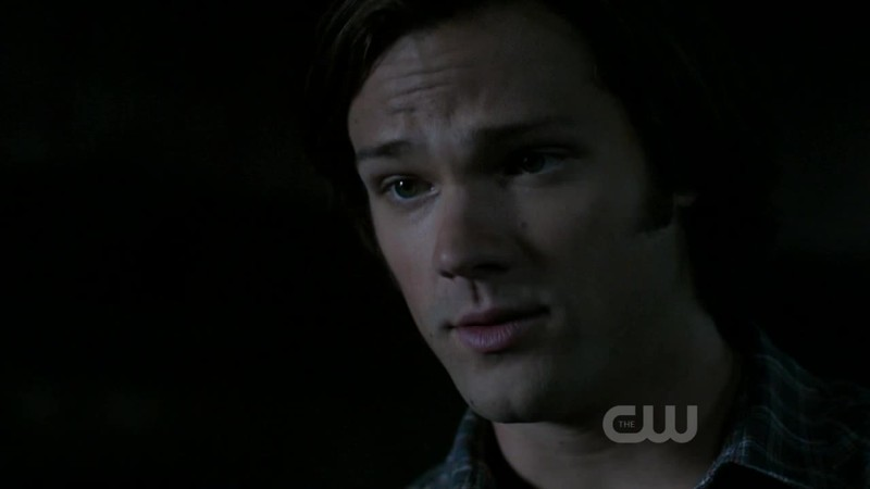 Am i the only one who felt that there is something's wrong with Sam? he scares me a lot in this ep. tbh