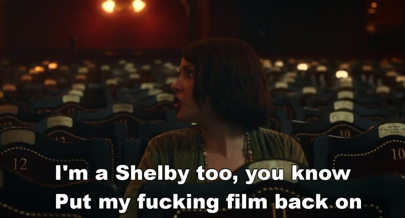 Shelby Family Badassitude 😎😎😎😎