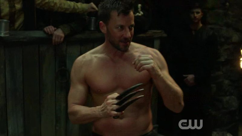 That moment when Narcisse becomes Wolverine 😂