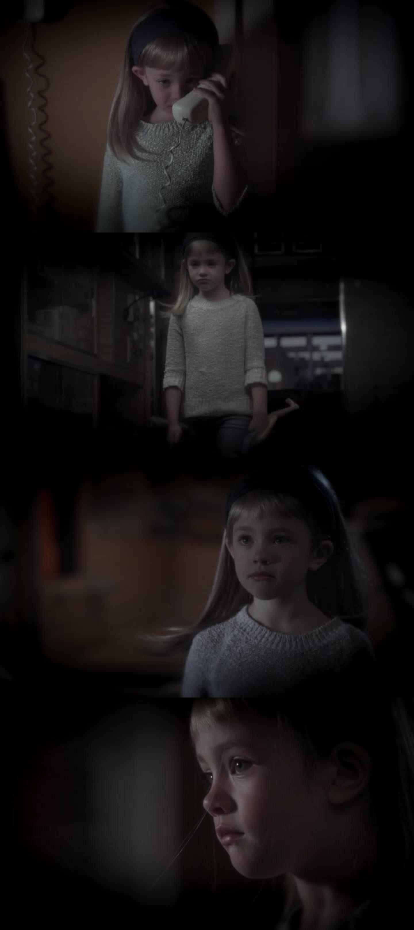 Young Meredith is amazing
