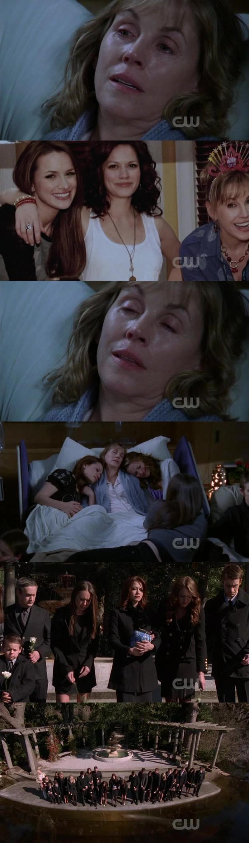J'ai pas arrêté de pleurer pendant les scènes avec Lydia et ses filles ❤️