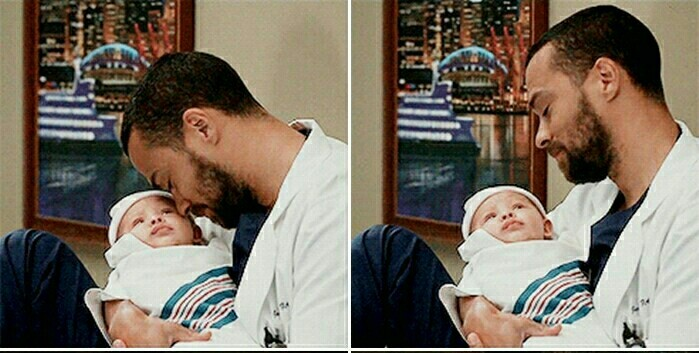 Woooow!!! A finale without death people😱😱??? Incredible!! Jackson is so cute with his baby 😍