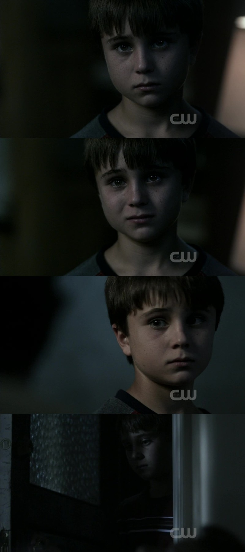 Poor boy. 😥