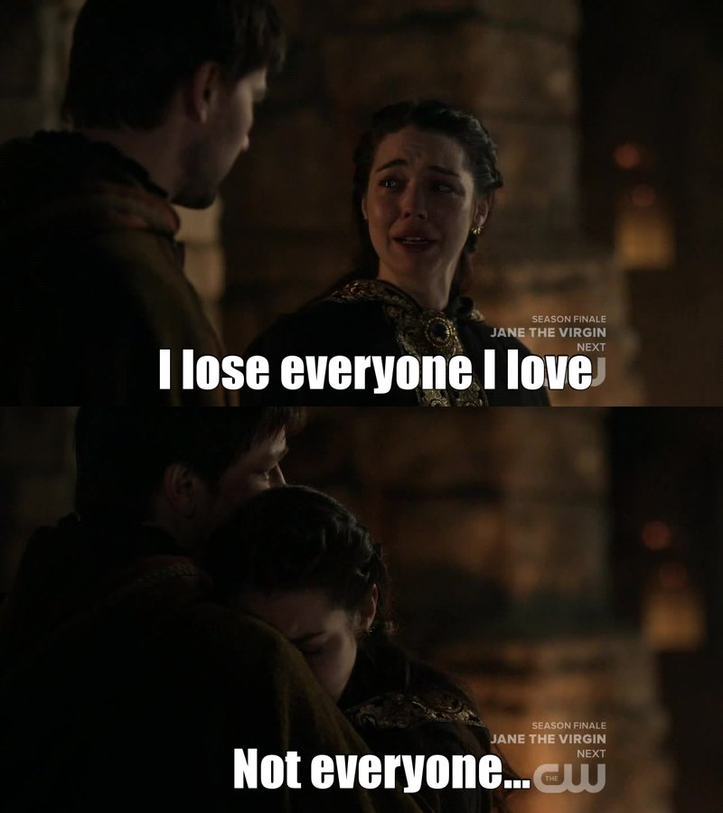 Poor Mary... And bless Bash's kind heart.