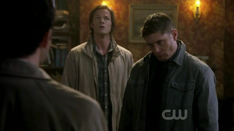 Dean's face!!!!!!!😂😂😂 I just can't stop laughing😂😂😂😂!!