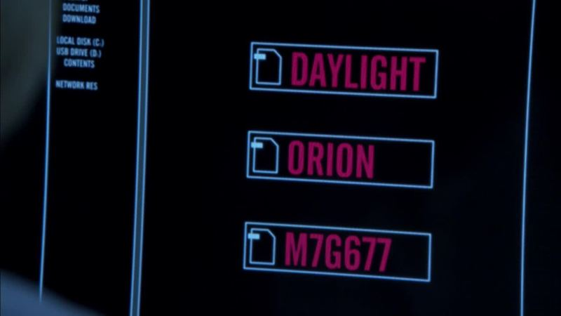 Season 1 - DAYLIGHT  Season 2 - ORION  Season 3 - M7G677  okay it's our turn to  investigate the question who is Jane Doe
