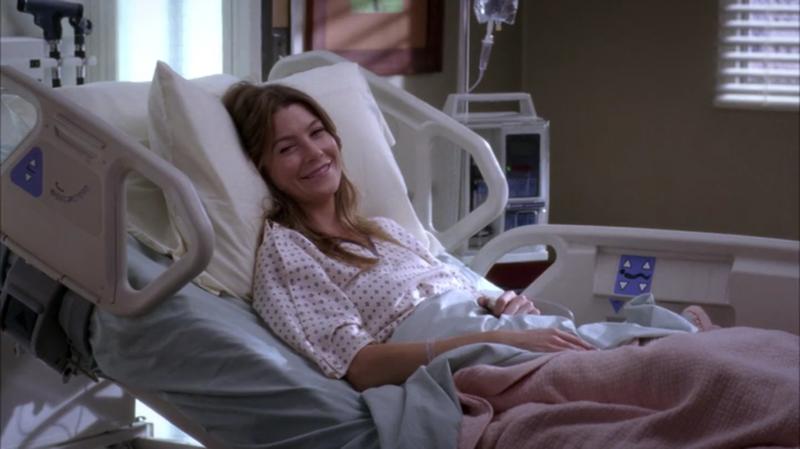 Meredith hahahahhahajjajjjakhakuah