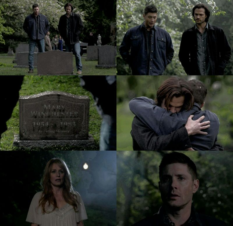 """""""Dean, you gave me what I needed most. I want to do the same for you."""""""