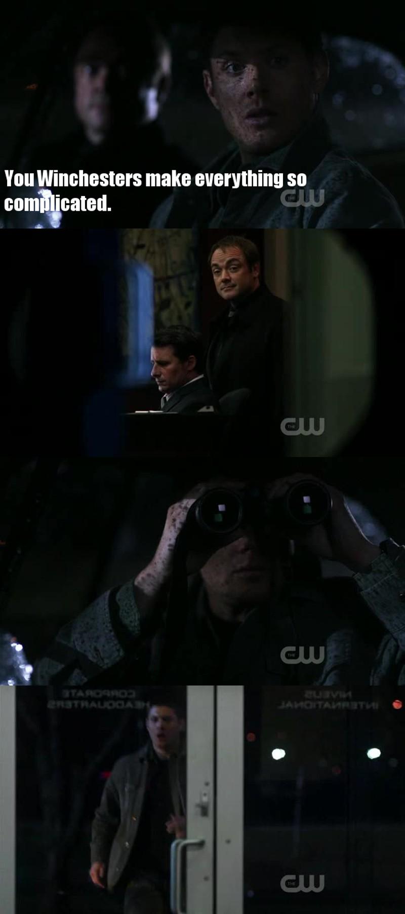 Love Crowley 😂❤