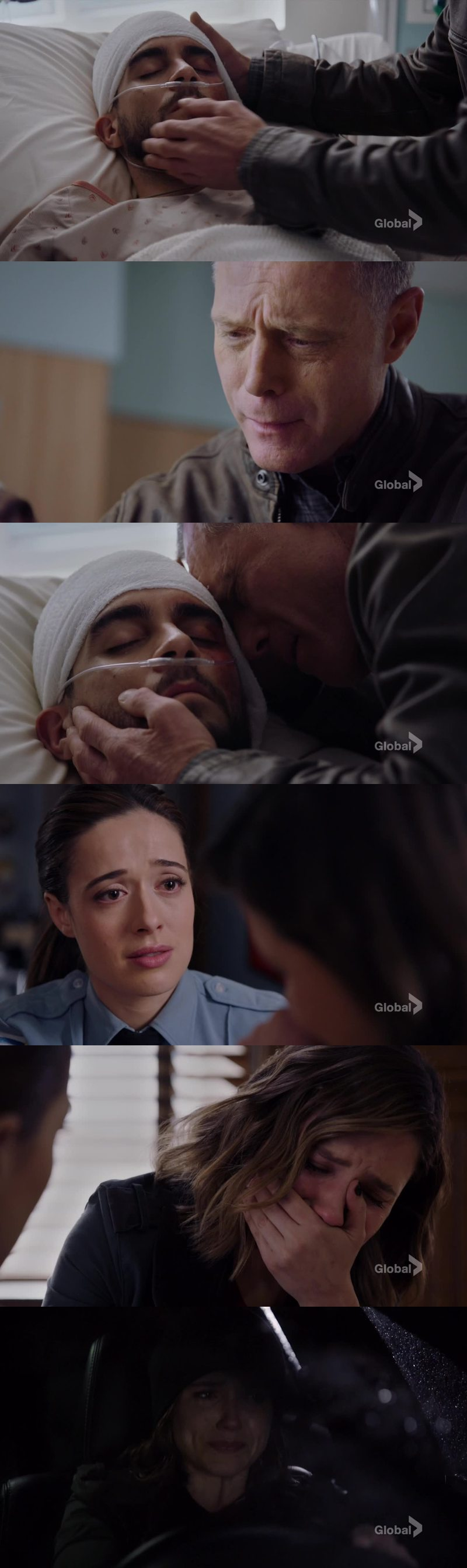 Best episode ever! Chapeau! All actors were so good and this was so emotional! I liked so much Justin's character (and he was so cute, of course) I will miss him and I will miss Voight's happiness! (Soph is always a great actress!)